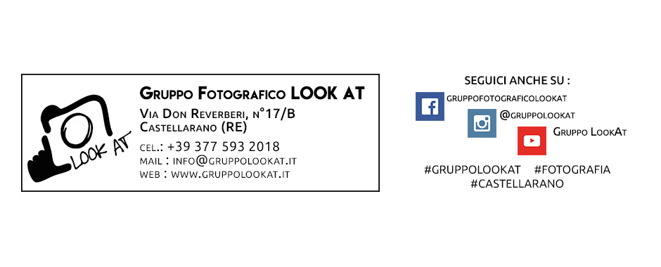 Gruppo Look At info
